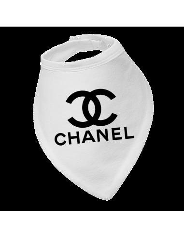 Baby bandana bib Gucci Chanel