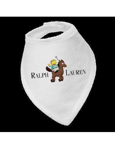 Baby bandana bib Ralph Lauren The Simpsons