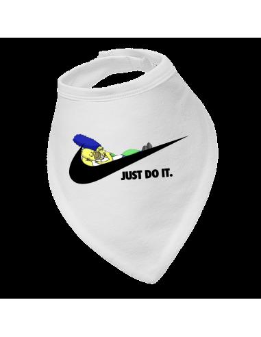 Baby bandana bib Just do it Nike