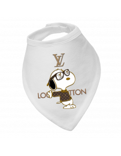 Baby bandana bib Louis Vuitton