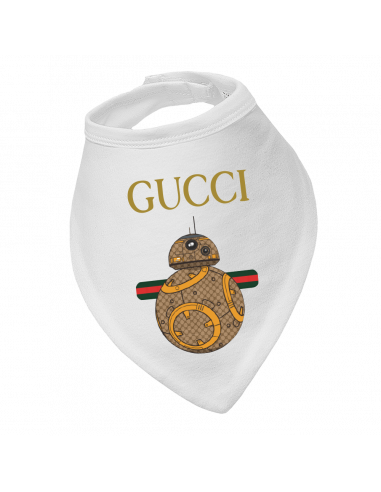 Baby bandana bib Gucci BB-8 Star Wars