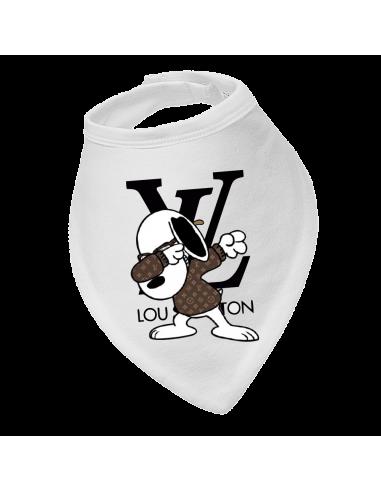 Baby bandana bib Louis Vuitton