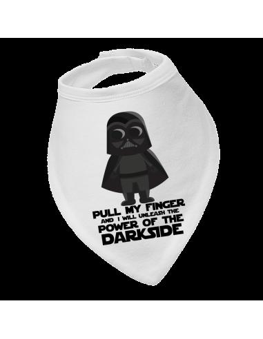 Baby bandana bib Star Wars Darkside