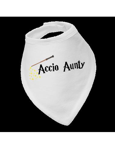 Baby bandana bib Accio Aunty