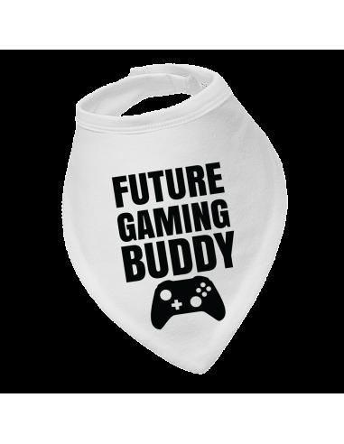 Baby bandana bib Future Gaming Buddy