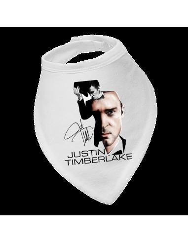 Baby bandana bib Justin Timberlake