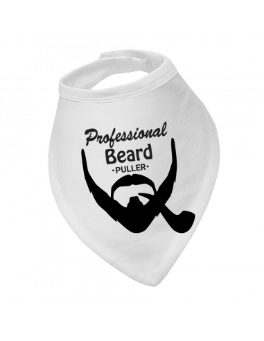 Baby bandana bib Professional Beard Puller With Pipe