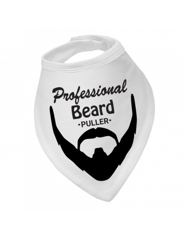 Baby bandana bib Professional Beard Puller
