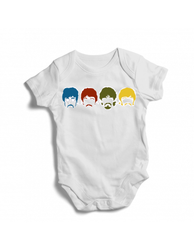 The Beatles! Baby bodysuit