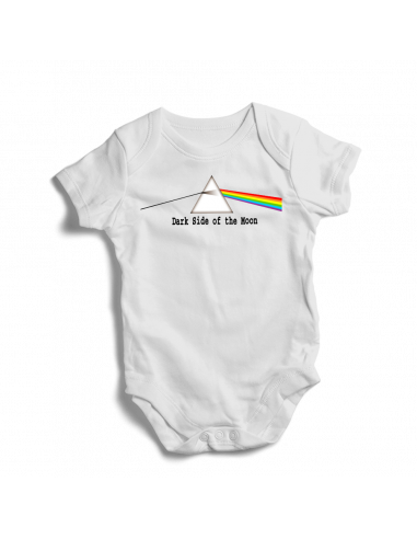 Pink Floyd, Dark side, baby bodysuit