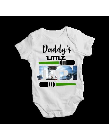 Daddy's Little Jedi, Star Wars baby bodysuit