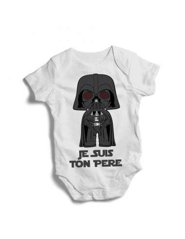Je suis ton Pere, Star Wars baby bodysuit