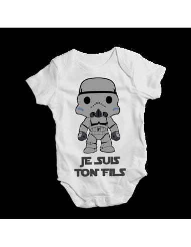 Je suis ton Fils, Star Wars baby bodysuit