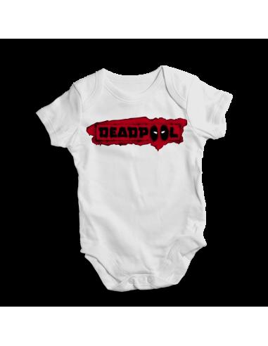 Deadpool, baby bodysuit