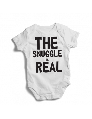 The Snuggle is real, Harry Potter baby bodysuit