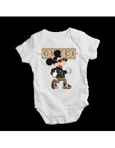 Gucci Mickey, baby bodysuit