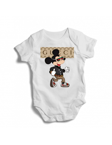 Gucci Mickey, baby bodysuit
