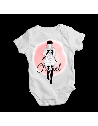 Chanel for baby girl cool bodysuit