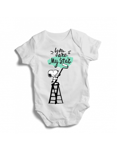 You are my snoopy baby bodysuit