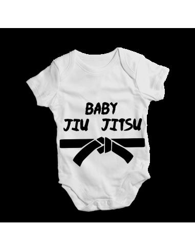Baby Jiu Jitsu, baby bodysuit