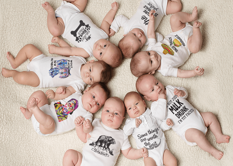 babies, onesies, bodysuits